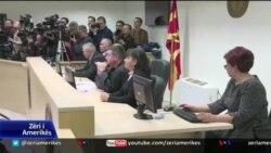 Shkup: burg për shkaktarët e dhunës në Parlament