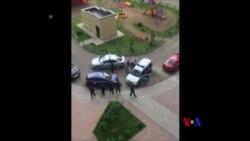 俄羅斯警方在大規模抗議前逮捕反對派領袖(粵語)