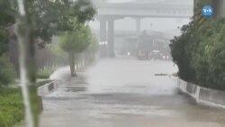Çin'de Son Bin Yılın En Yoğun Yağışı
