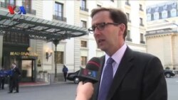 آلن ایر: ارزیابی میزان پیشرفت مذاکرات دشوار است