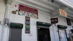 5K (Lima Kilometer): Toko Makanan Halal di Union Market