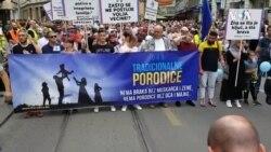 Sarajevo: Dan tradicionalne porodice kao odgovor na prvu Bh. povorku ponosa