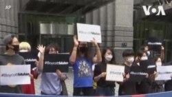 刘亦菲曾发言支持香港警方 韩国观众呼吁抵制《花木兰》