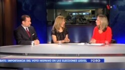 Foro debate: Voto latino en elecciones legislativas