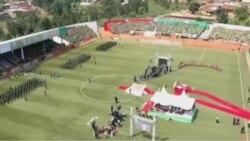RAIS mpya wa Burundi Evariste Ndayishimiye aapishwa