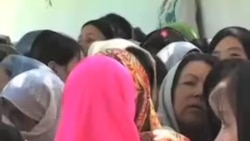 Women and Afghan election