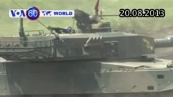 Nhật phô bày sức mạnh hỏa lực giữa lúc có căng thẳng với TQ
