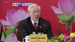 VOA60 DUNIYA: An Sake Zaben Shugaban Vietnam Nguyen Phu Trong, Mai Shekaru 76 A Wani Wa'adi Na Uku