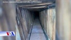 Mỹ phát hiện đường hầm vượt biên 'tinh vi nhất'