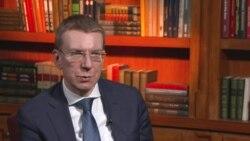 Глава МИД Латвии: наша страна не заинтересована в исторических войнах