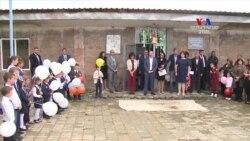 Վարչապետը Սեպտեմբերի 1-ի առթիվ այցելել է Վահան գյուղի միջնակարգ դպրոց
