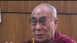 2012-08-30 美國之音視頻新聞: 達賴喇嘛認為中國可能會出現積極變化