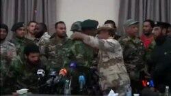 2014-05-20 美國之音視頻新聞: 利比亞精銳部隊加入反叛將軍武裝