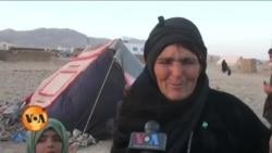 افغان صوبہ ہرات خشک سالی کا شکار
