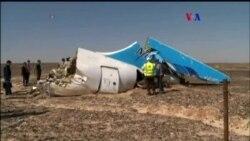 Avión ruso derribado- sospechan de empleado de aeropuerto