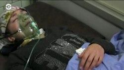 В Алеппо, возможно, произошла химатака: около 100 пострадавших