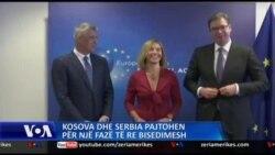 Kosova, Serbia, fazë të re bisedimesh