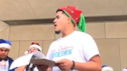 Cartas de niños inmigrantes en Navidad