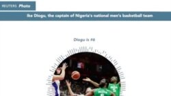 Interview with Nigerian American and former NBA star forward Ike Diogu