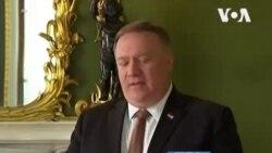 蓬佩奧讚揚英國近期的對華政策