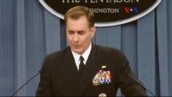 Pentagon'dan 'Her Şey Yolunda' Açıklaması