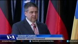 Ministri i Jashtëm i Gjermanisë viziton Kosovën