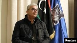 Fathi Bashagha, Umushikiranganji wa reta ya Libiya yemewe n'amakungu.