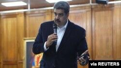 د وینزویلا ولسمشر له دغه هېواد څخه داروپايي ټولنې د استازې د شړلو پرېکړه کړې وه