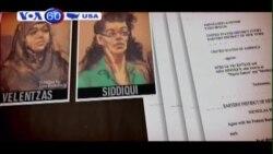 Hai phụ nữ ở New York ra toà vì cáo buộc âm mưu khủng bố (VOA60)