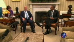 奥巴马:打击伊斯兰国战斗取得进展