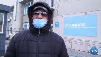 Ukrainada adolat istayotgan o'zbekistonlik jurnalist