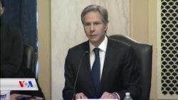Civata Senatoran Rûniştina jibo Berbijarîya Blinken li Dar Xist
