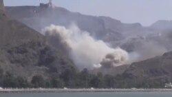 حملات هوايی عربستان پايتخت يمن را لرزاند