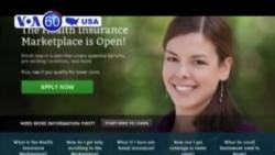 Website mua bảo hiểm giá rẻ của chính phủ Mỹ gặp trục trặc