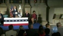 Як проходять церемонії набуття громадянства США у День Незалежності. Відео