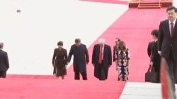 Alianza entre Estados Unidos y China en el comercio y contra Corea del Norte