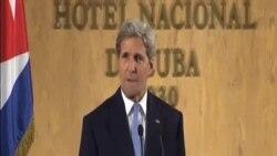 """美國古巴兩國一致同意向""""邦交全面正常化""""邁進"""