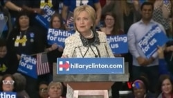 2016-02-28 美國之音視頻新聞: 希拉里克林頓在南卡州贏得決定性勝利