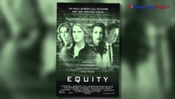 English @ the Movies: 'White Collar Crime'