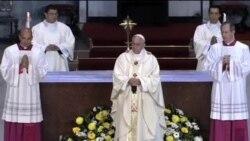 教宗敦促教士接近貧民