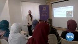 Israeli NGO Helps Palestinian Women Study Hebrew