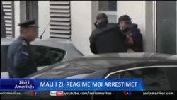 Mali i Zi - reagime mbi arrestimet