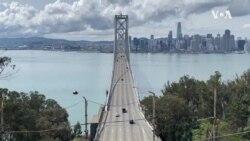 แคลิฟอร์เนีย-นิวยอร์ก สั่งห้ามออกจากบ้าน รับมือการระบาด 'โควิด-19'