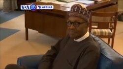 VOA60 Afrika: Rais Muhammadu Buhari wa Nigeria anasema hatodai msamaha kutoka kwa waziri mkuu wa Uingereza David Cameron;