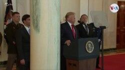 EE.UU. impone sanciones a Irán