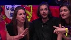 هنرمند پرتغالی برنده امسال یورو ویژن
