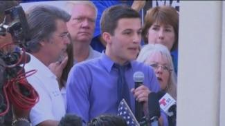 At Florida Rally, School Shooting Survivors Argue for Gun Controls