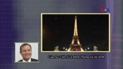 Người Việt ở Pháp phản ứng ra sao trước việc khủng bố diễn ra ngay giữa Paris