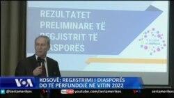 Regjistrimi i diasporës në Kosovë