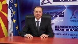 Павле Трајанов, Демократски сојуз, Коалиција за промени и правда